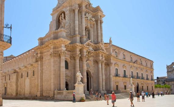 BeB Domus Candida Taormina Sicilia Barocco